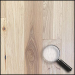 LW Flooring American Hickory - Natural